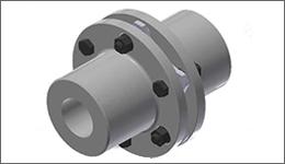 Lamellar couplings FV-Kupplung C