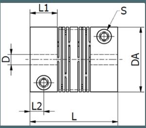 Giunti a spirale FV-WSV-K-caratteristiche