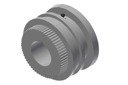 FV-Kupplung as gear switchable coupling