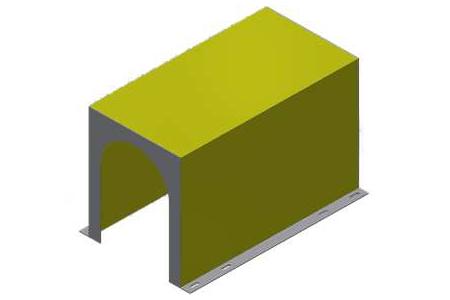 FV-Kupplung coupling cover